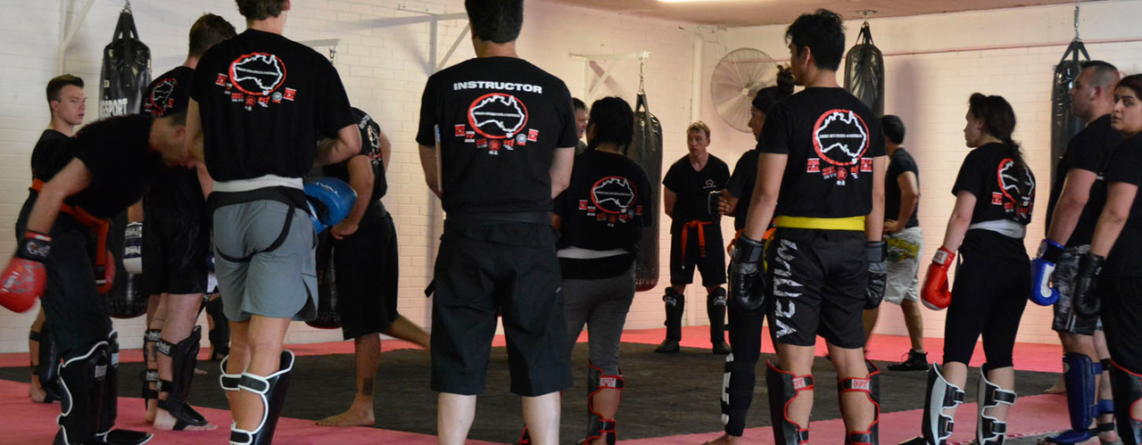 CAIA KRAV MAGA OPEN WEEK - Martial Arts Perth