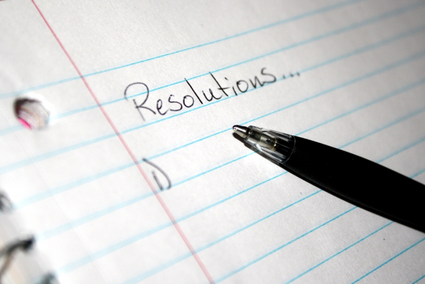 Why You Will Fail to Keep Your New Year's Resolution... And What to do About it!